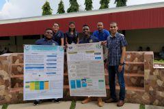 Participante de la Jornada de Iniciación Científica.