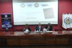 La presentación se realizó en el Auditorio José Dolores Moscote de la Universidad de Panamá.