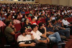 Al evento asistieron egresados de carreras de Escuela de Aviación de la UTP.