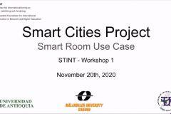 Presentan Proyectos Smart Cities Project.