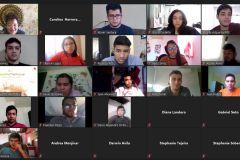 Estudiantes culminan entrenamiento virtual del programa Semillas para el Futuro
