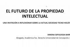 Conferencia de Propiedad Intelectual.