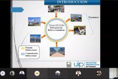 SmartMetering, uno de los temas abordados en el Webinar