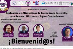 Tratamientos Sostenibles para Remover Nitrato de agua.