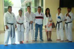 Nuevo Tatami para la práctica de las artes marciales en la UTP.