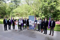 Este primer Diplomado se realizó de manera virtual y participaron 21 estudiantes.