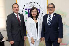 Vicepresidente de College Board para Latinoamérica visita al Rector Montemayor.
