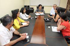 Con la finalidad de establecer vínculos de colaboración en el área Marina Civil y de Ingeniería, una delegación académica de la UCR visitó a la UTP.