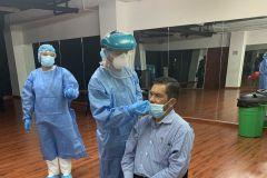 Personal del MINSA aplicó 150 pruebas del Virus SARS-CoV-2, a personal de la UTP