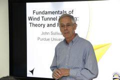Dr. John Sullivan, Purdue University.