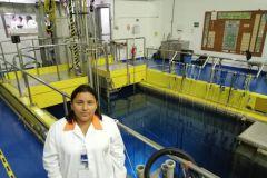 Docente de la UTP Chiriquí participa en un Taller de Tecnología Nuclear