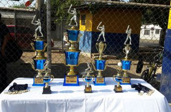 Se da Inicio al Campeonato Nacional de Softbol UTP - 2018.