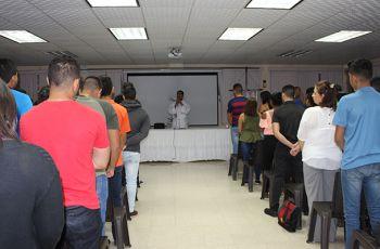 Misa en Acción de Gracias, por Inicio de Año Académico 2018.
