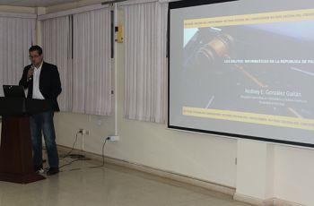 Licenciado Rodney E. González, Abogado y Especialista en Delitos Informáticos.