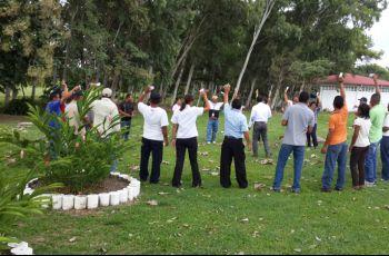 Dinamica de Grupo Jornada de Habilidades Sociales.