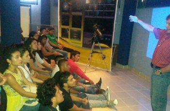Estudiantes del Centro Regional de Bocas del Toro.