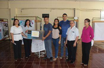 Concurso Estudiantil de Póster Científico en UTP - Azuero.