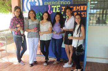 Participantes del Evento Juega Limpio y Recicla.