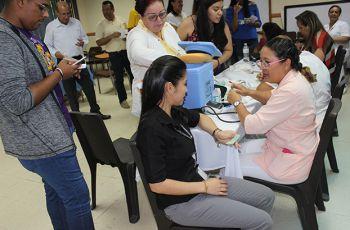 Atención Médica a Personal Administrativo, Docente y Estudiantes.