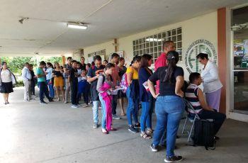Feria de la Salud en la UTP Chiriquí