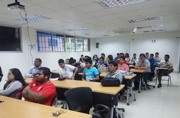 Estudiantes de la UTP Chiriquí conocen más de la IEEE
