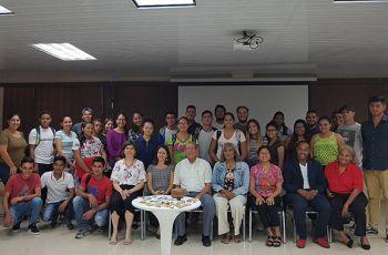 Jornada de Conferencias en la Semana Internacional del Bambú con Conferencistas Internacionales