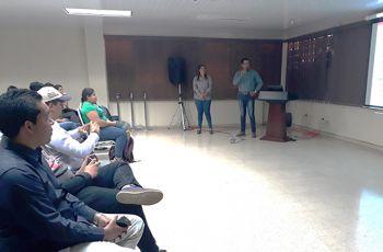 """Presentración de Tesis: """"Diagnóstico y Optimización del Sistema de Acueducto Rural de las comunidades de Ojo de Agua, Las Lomas, La Canoa y El Calabacito""""."""