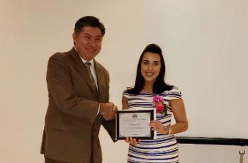 Dra. Yessica Saez, Docente e Investigadora de la UTP Azuero.