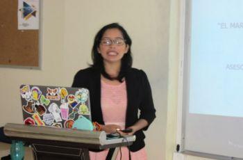 Sustentación de trabajo de graduación-Estudiante Yarineth Castillo