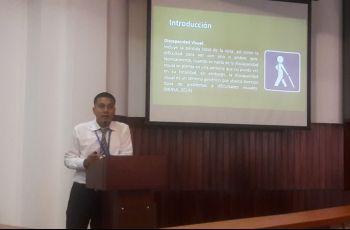 Presentación de la UTP en Congreso ATICA 2016