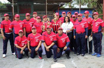 Equipo Ganador de Torneo Panamá Oeste