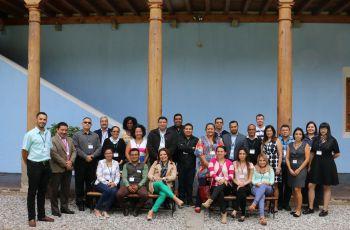 Participaron como expositores y participantes, los investigadores del CIHH.