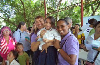 Profesoras de la UTP comparten con los niños