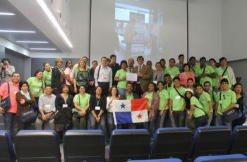 Vista de la delegación de la UTP en Valencia, España - EATIS 2012.