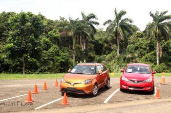 Expo Autos en UTP Colón.