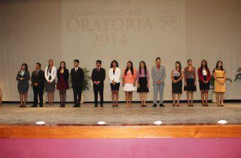 III concurso Nacional de Oratoria en la UTP.