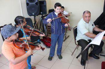 UTP Azuero dicta Curso de Música Verna.