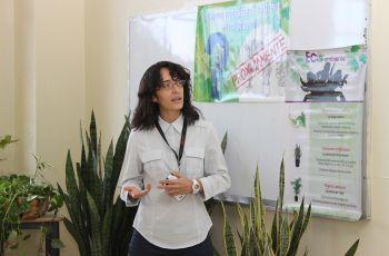 Sustentación de tesis, Evaluación del Modelo Ecoambiente en la UTP.