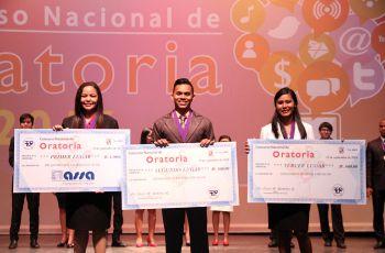 Concurso Nacional de Oratoria 2016 en la UTP