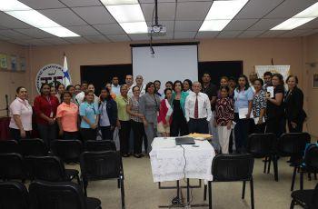 Grupo de participantes.