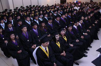 Graduación Promoción 2015.