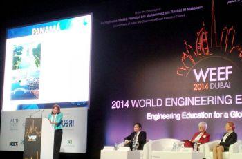 Durante las ponencias se presentaron los cambios de metodología de la educación.