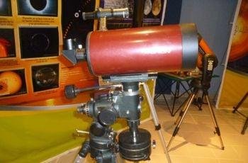 Telescopio Maksutov donado a la UTP.