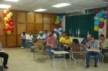 Papás que colaboran en UTP Veraguas.