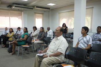 Participantes de la UTP