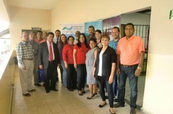 Participantes de seminario taller Toolbox.