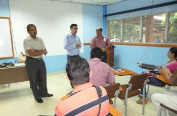 Autoridades del Centro de Azuero en la Apertura de la Jornada.