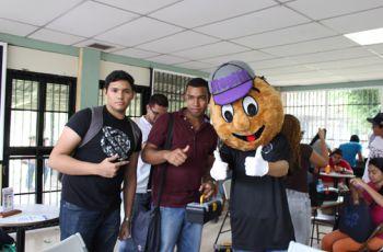 UTEPITO en su visita al Centro Regional de Azuero