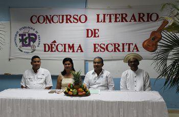 IX Concurso Literario de Décima Escrita.