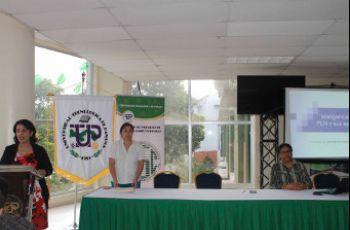 Mgter. Itzomara Pinzón, Vicedecana Académica FISC.